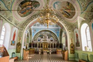 Женский монастырь с. Люк